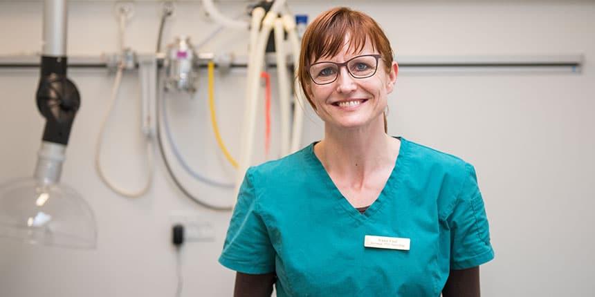 Rikke Fast - Dyrlæge, PhD (neurologi)